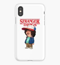 Dustin - Stranger Things iPhone Case/Skin