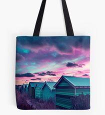 Brighton Beach Sunset Tote Bag