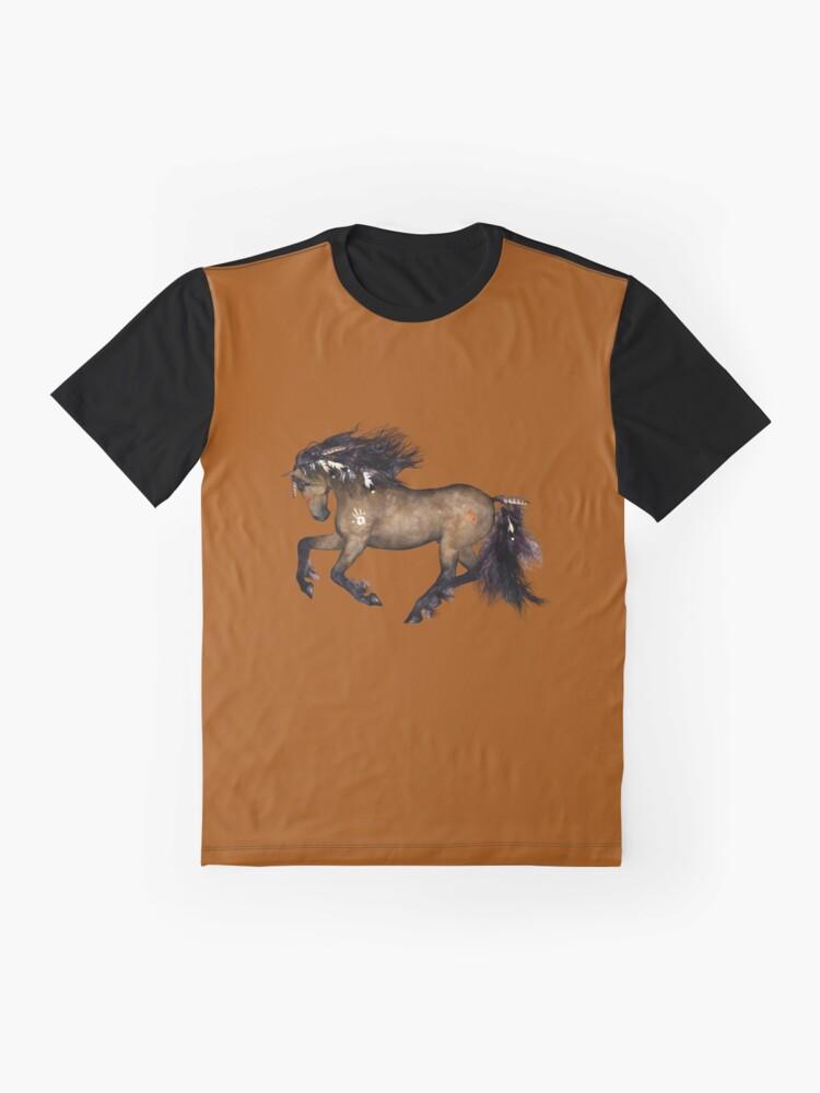 Alternate view of Cherokee  Graphic T-Shirt