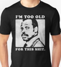 lethal weapon - I think fashion is a lot of fun. I love clothes. T-Shirt