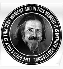 Alan Engraving Tribute 2 Poster