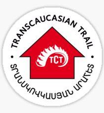 TCT Stickers: Trail Marker (Armenian) Sticker