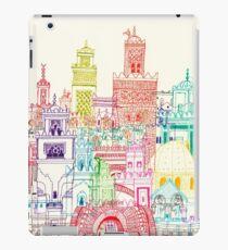 Marrakech Towers iPad Case/Skin