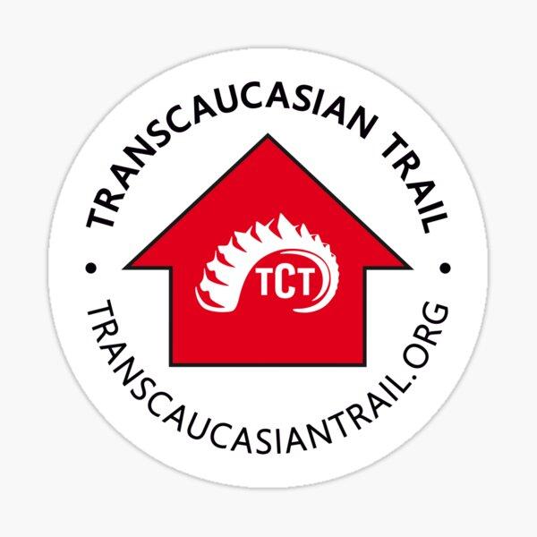 TCT Stickers: Trail Marker (English) Sticker