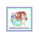 Real Mermaids have curves  by ChubbyMermaid