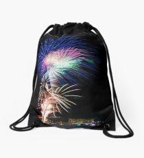 Flash of light  Drawstring Bag