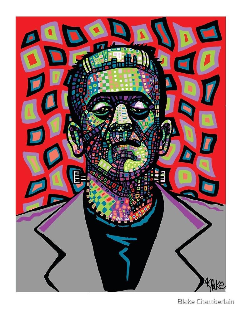 Frankenstein Funkenstein by Blake Chamberlain