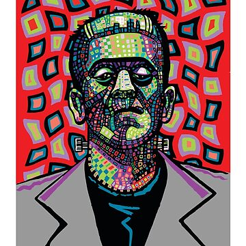 Frankenstein Funkenstein by blakechamberlai