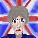 Theresa May by lisamoro