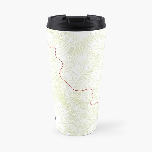 TCT Travel Mugs: Topo Map Travel Mug
