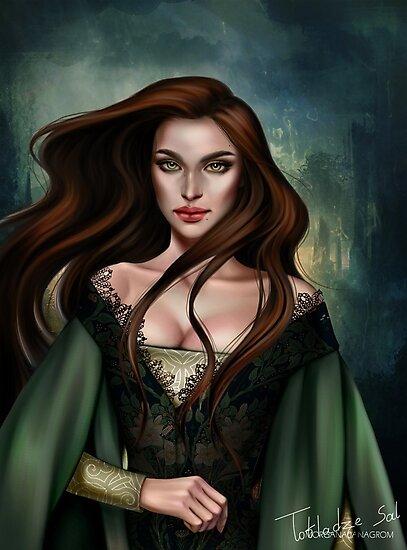 Lysandra  by NakaharA