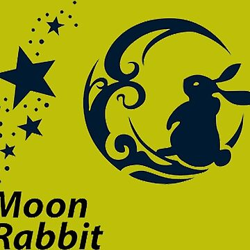 Moon Rabbit by trendism