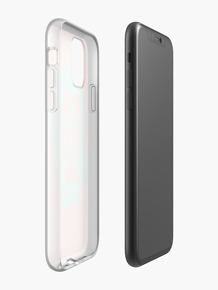Coque iPhone « Éthéré », par RomeoFlaco