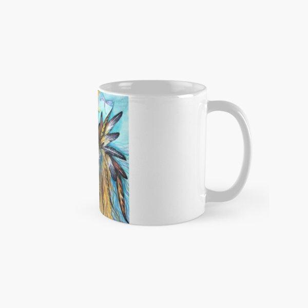 Shaman Spirit Wolf  Classic Mug