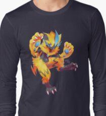 Zeraora Long Sleeve T-Shirt