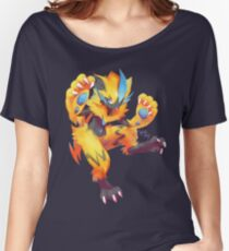 Zeraora Women's Relaxed Fit T-Shirt