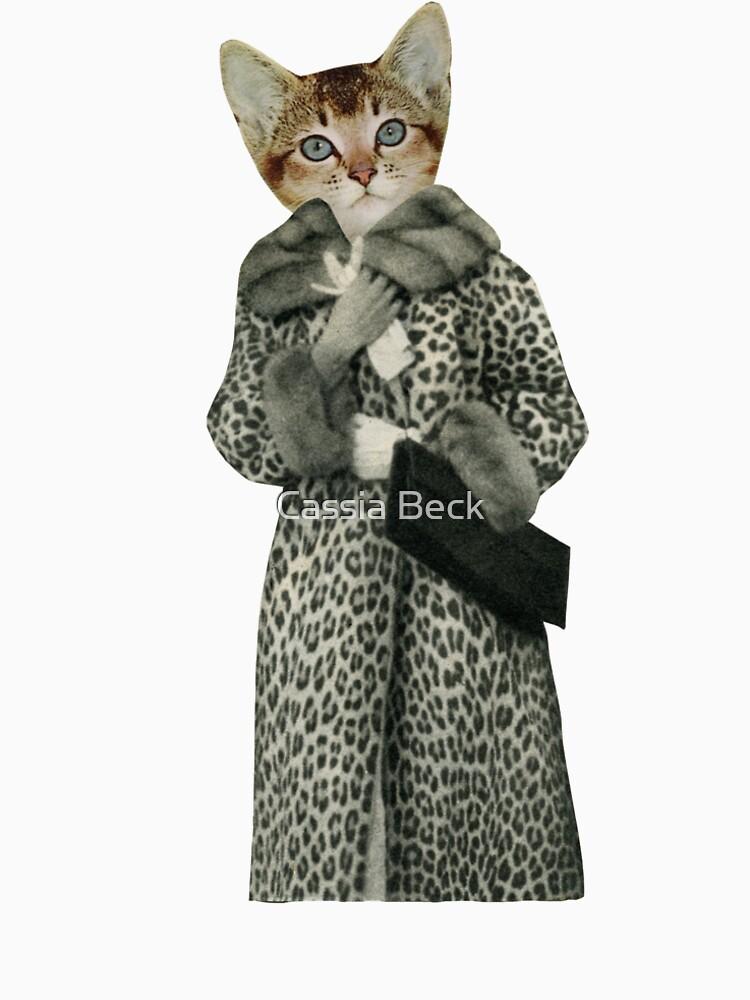 Kitten Dressed as Cat by Cassia