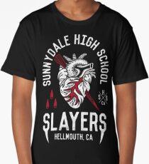 Sunnydale Slayers Long T-Shirt