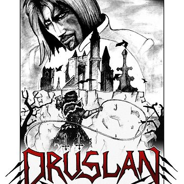 Druslan: Welcome to Hell House by ContemptMedia