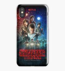 Stranger Things Netflix iPhone Case/Skin