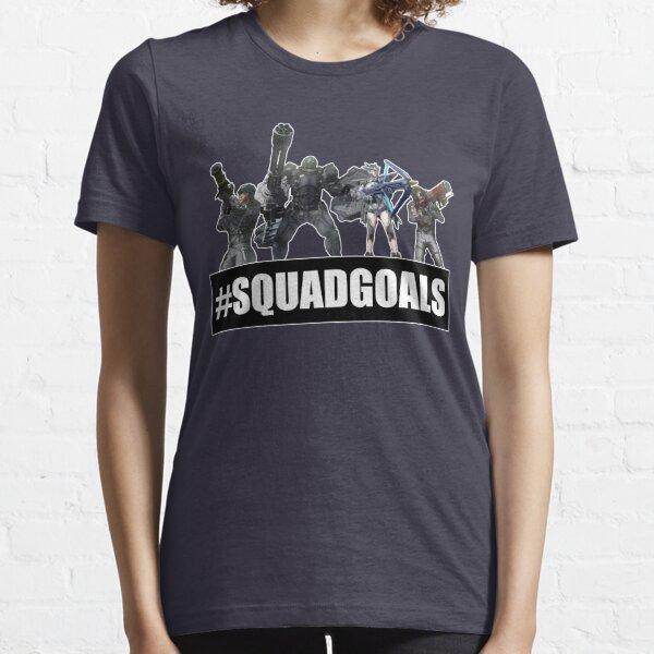Earth Defense Force Squad Goals #SQUADGOALS Ranger Fencer Wing Diver Air Raider Essential T-Shirt