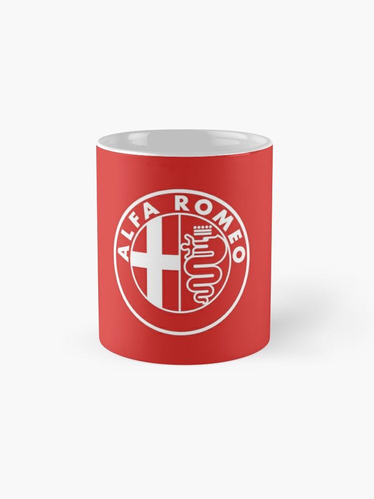 Alternate view of Alfa Romeo (white) Mug