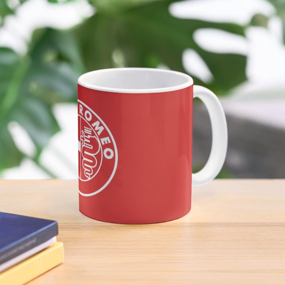 Alfa Romeo (white) Mug