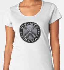 Hard rock still alive Women's Premium T-Shirt