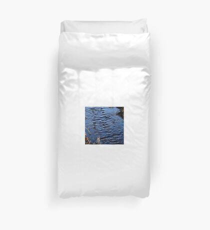 Babbling Brook Duvet Cover