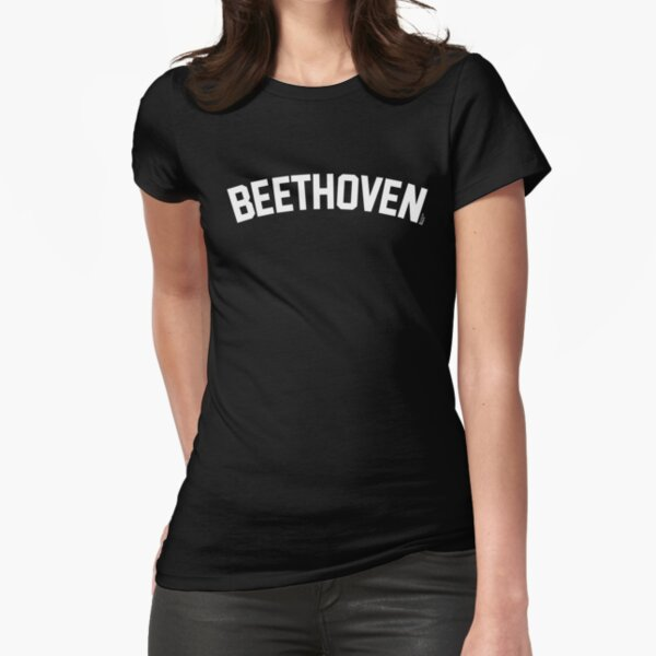 BEETHOVEN // EST. 1770 Fitted T-Shirt
