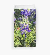 A Bee in the Bonnet Duvet Cover