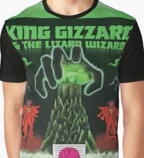 King Gizzard & The Lizard Wizard - I'm In Your Mind Graphic T-Shirt