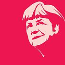 Angela Merkel Hope 2 by Xoes