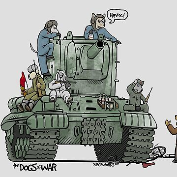 The Dogs of War: KV2 by siege103