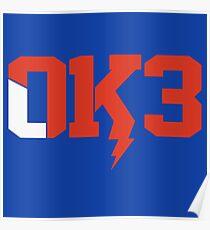 OK3 (0-7-13) Poster