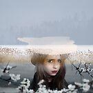 Wintermädchen von PearTreePond