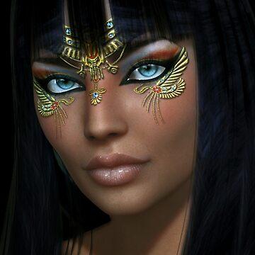 cleopatra   hd by shadowlea