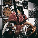 Skeleton Mother by EplusC Studio