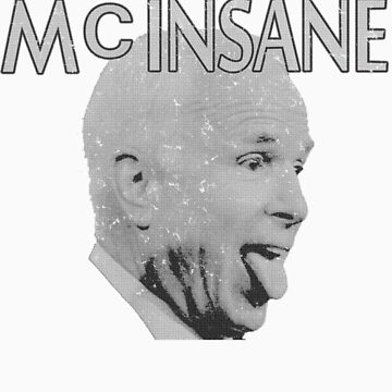 McInsane  Anti McCain t shirt by barackobama