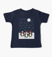 FUNNY PENGUIN 94 X-MAS. Kids Clothes