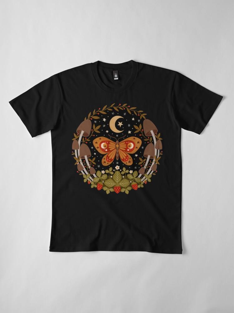 Alternate view of The king of tiny kingdoms Premium T-Shirt