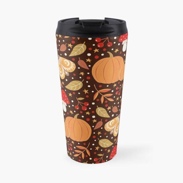 Autumn elements Travel Mug