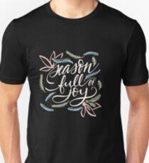 Season full of Joy Unisex T-Shirt