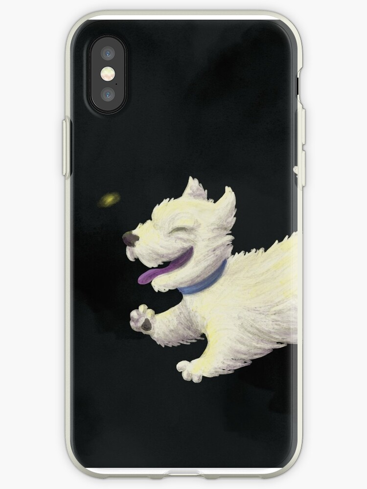 Summer Dog: West Highland White by Leslie Wicke