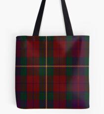 00309 Clare County Tartan  Tote Bag
