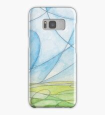 The illusion that you feel is real Samsung Galaxy Case/Skin