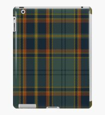 00299 Antrim County District Tartan  iPad Case/Skin