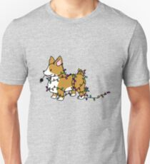 Corgi Christmas Time Unisex T-Shirt