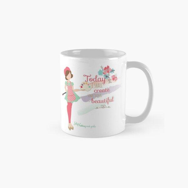 Art Girl Classic Mug