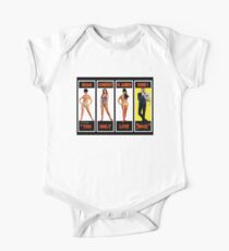 JAMES BOND : Vintage You Only Live Twice Print Kids Clothes